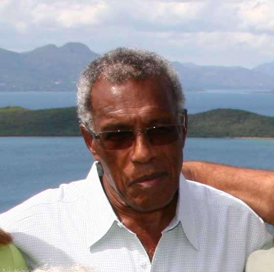 Elie Poigoune - Président d'Honneur
