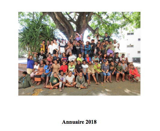 L'annuaire 2018 du Juvenat est en ligne