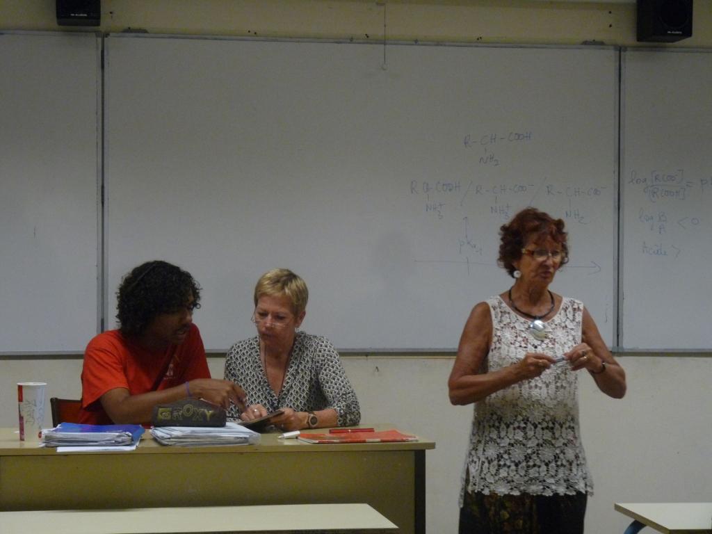 Méthodes de travail, réunions pédagogiques
