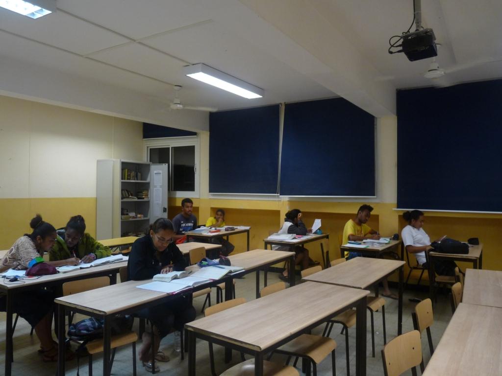 Hébergement et soutien au Lycée Lapérouse