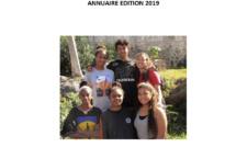 L'annuaire 2019 du Juvénat est en ligne